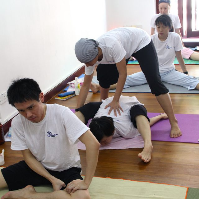 OhmSantih Yoga | Yoga Teacher Training Singapore